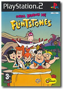 I Flintstones per PlayStation 2