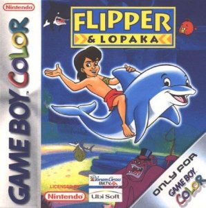 Flipper and Lokapa per Game Boy Color