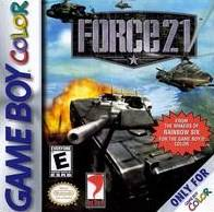 Force 21 per Game Boy Color