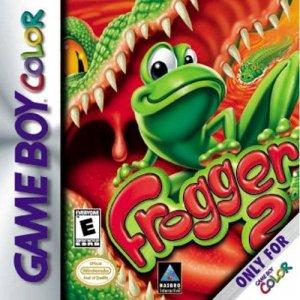 Frogger 2: Swampy's Revenge per Game Boy Color