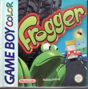Frogger per Game Boy Color