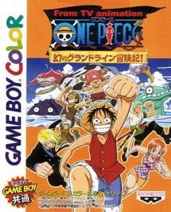 From TV Animation - One Piece: Yume no Lufy Kaizokudan Tanjou per Game Boy Color