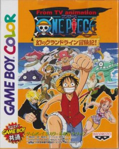 From TV Animation- One Piece: Maboroshi no Grand Line Boukenki! per Game Boy Color