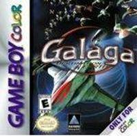 Galaga per Game Boy Color