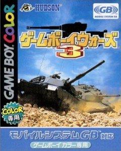GameBoy Wars 3 per Game Boy Color