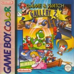 Game and Watch Gallery 2 per Game Boy Color