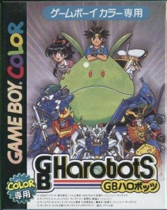 GB Harobots per Game Boy Color