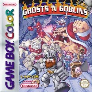 Ghosts'n Goblins per Game Boy Color