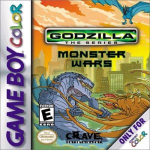 Godzilla the Series: Monster Wars per Game Boy Color