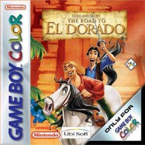 Gold and Glory: The Road to El Dorado per Game Boy Color