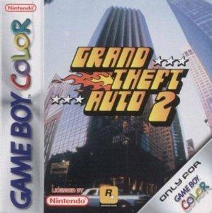 Grand Theft Auto 2 per Game Boy Color