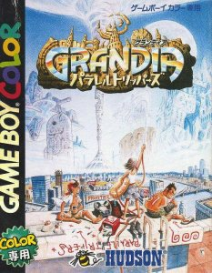 Grandia: Parallel Trippers per Game Boy Color