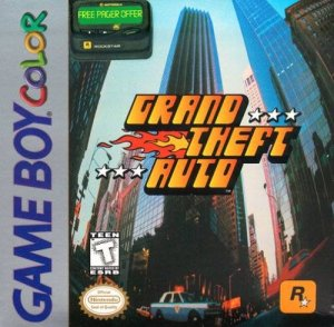 Grand Theft Auto per Game Boy Color