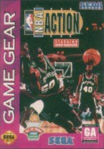 NBA Action '95 Starring David Robinson per Sega Game Gear