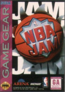 NBA Jam per Sega Game Gear