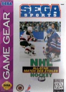 NHL All-Star Hockey per Sega Game Gear