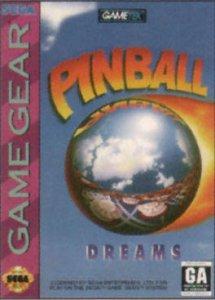 Pinball Dreams per Sega Game Gear