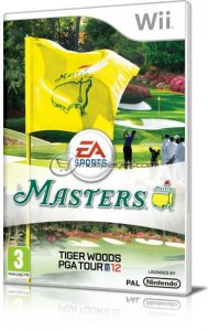 Tiger Woods PGA Tour 12: The Masters per Nintendo Wii