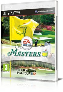 Tiger Woods PGA Tour 12: The Masters per PlayStation 3