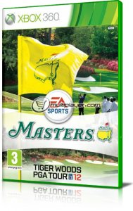 Tiger Woods PGA Tour 12: The Masters per Xbox 360
