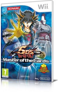 Yu-Gi-Oh! 5D's Master of the Cards per Nintendo Wii