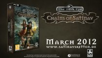The Dark Eye: Chains of Satinav - Trailer di presentazione