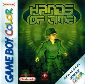Hands of Time per Game Boy Color