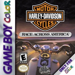 Harley Davidson: Race Across America per Game Boy Color