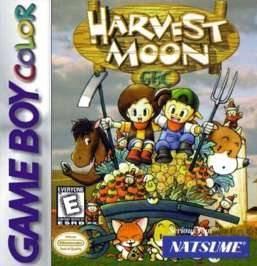 Harvest Moon GBC per Game Boy Color