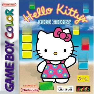 Hello Kitty's Cube Frenzy per Game Boy Color