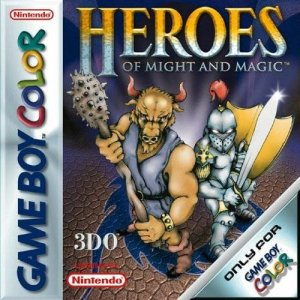 Heroes of Might and Magic per Game Boy Color