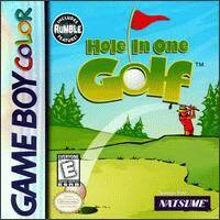 Hole in One Golf per Game Boy Color