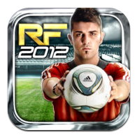 Real Football 2012 per iPhone