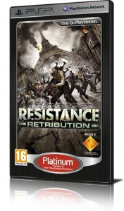 Resistance: Retribution per PlayStation Portable