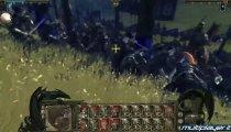 King Arthur II - Sette minuti di gameplay in presa diretta