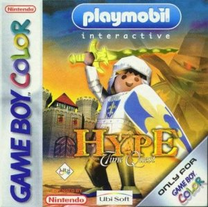 Hype: The Time Quest per Game Boy Color