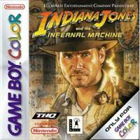 Indiana Jones and the Infernal Machine per Game Boy Color