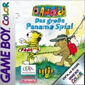Janosch: Das grosse Panama-Spiel per Game Boy Color