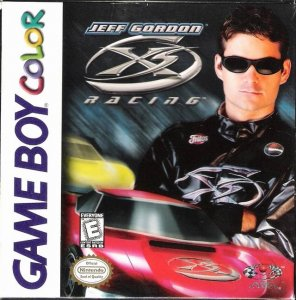 Jeff Gordon XS Racing per Game Boy Color