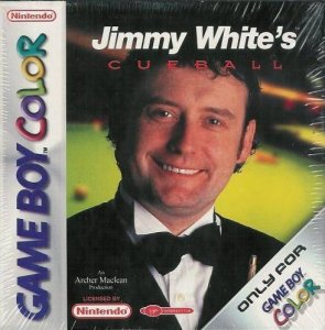 Jimmy White's Cue Ball per Game Boy Color