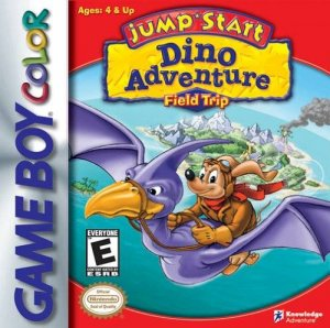 Jumpstart Dino Adventure Field Trip per Game Boy Color