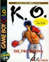 K.O. the Pro Boxing per Game Boy Color