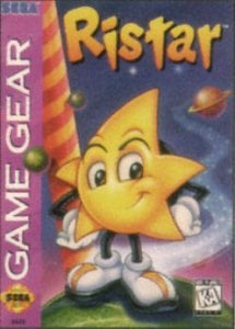 Ristar per Sega Game Gear