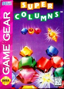 Super Columns per Sega Game Gear