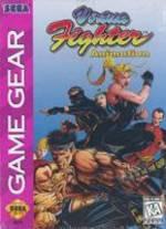 Virtua Fighter Animation per Sega Game Gear