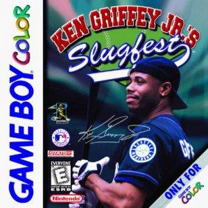 Ken Griffey Jr.'s Slugfest per Game Boy Color