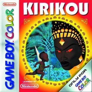 Kirikou per Game Boy Color