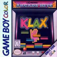 Klax per Game Boy Color