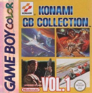 Konami GB Collection Vol 1 per Game Boy Color