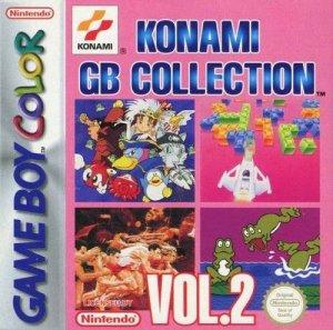 Konami GB Collection Vol 2 per Game Boy Color